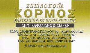 ΒΙΟΤΕΝΙΑ ΕΠΙΠΛΩΝ ΡΕΝΤΗ - ΔΗΜΗΤΡΗΣ ΚΑΦΑΛΙΔΗΣ